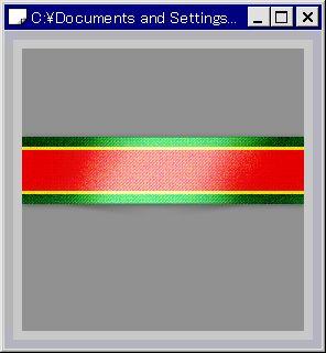 【図】下の部分の背景も透明化する│「Pixiaでリボン画像を作る」